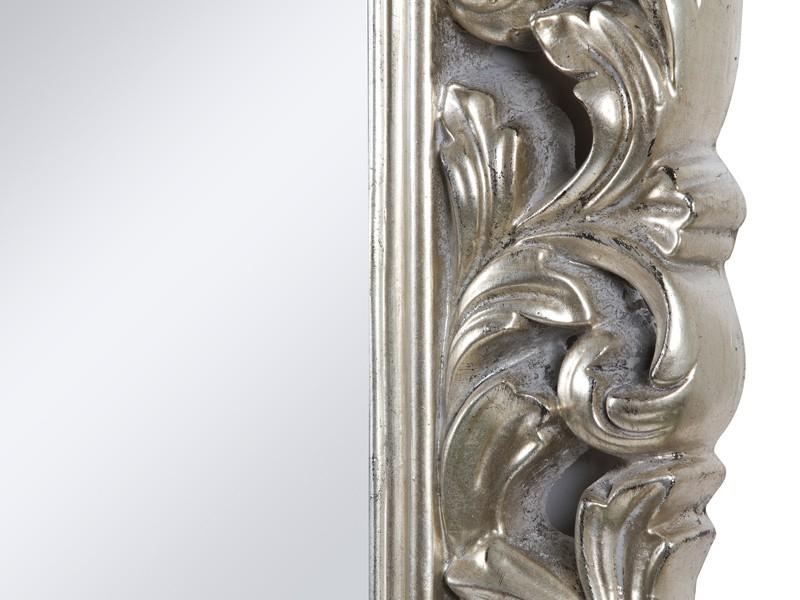 Espejo plata envejecida estilo barroco espejos online - Espejos estilo barroco ...