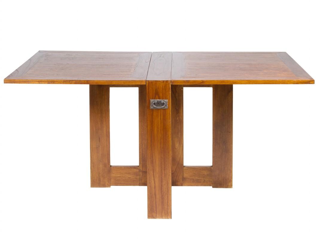 Mueble muebles de sal n conforama decoraci n de - Mesa plegable conforama ...