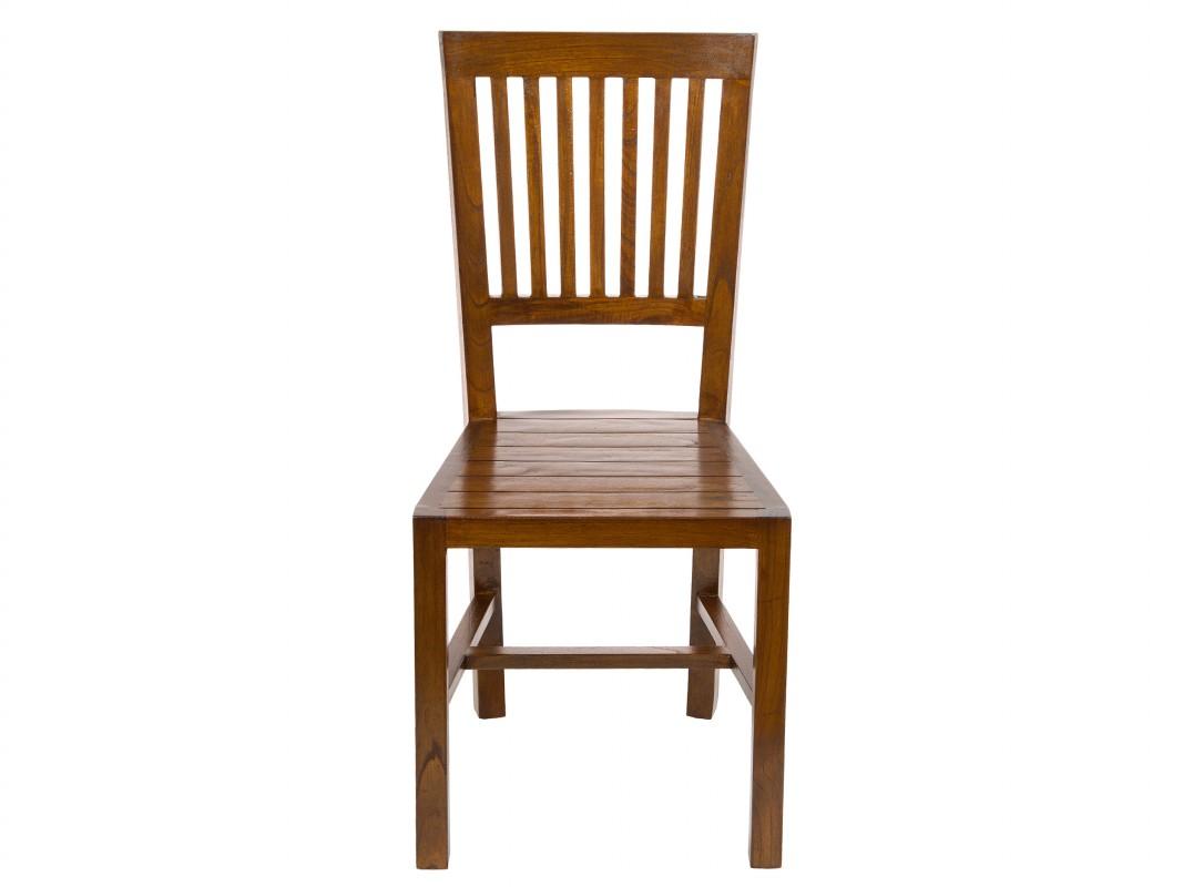 Sillas rusticas de madera para comedor silla tambin para for Sillas de madera rusticas