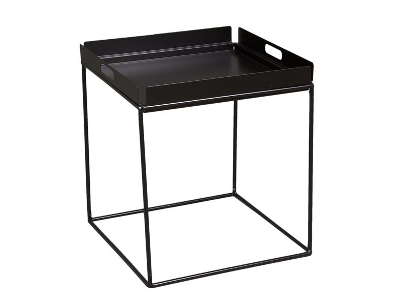 mesa auxiliar de metal con bandeja mesas camarera online
