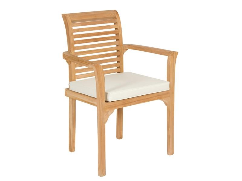 Mesa y sillas de madera para terraza muebles de jard n for Muebles de terraza madera