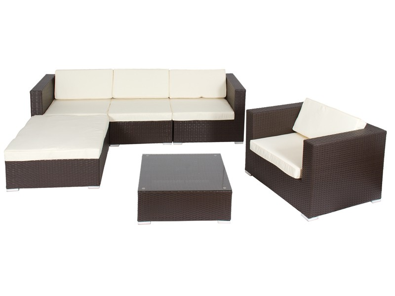 Sillones y mesa chill out jard n muebles de exterior - Muebles chill out ...