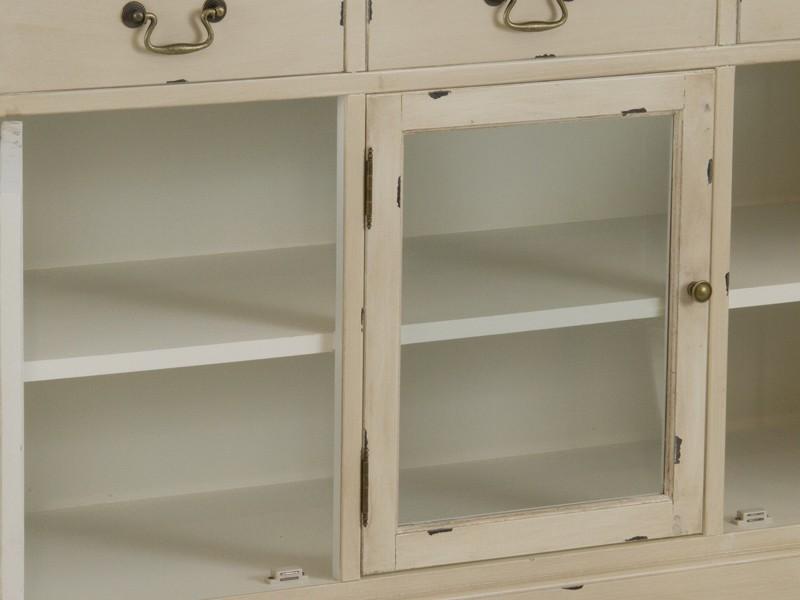 Armario Jardin Carrefour ~ Aparador vintage de madera decapada Aparadores vintage