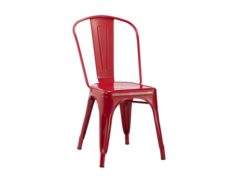 silla tolix r plica vintage sillas de dise o retro