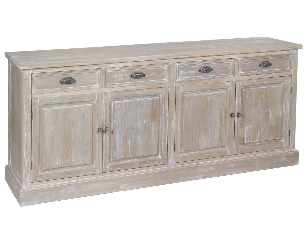 Envejecer un mueble de madera efecto chalk paint with - Como lacar un mueble de madera ...