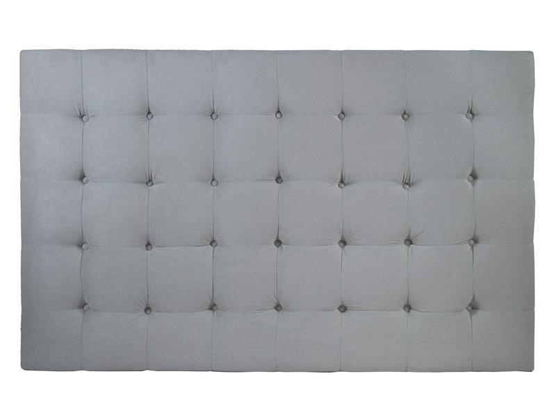 Cabecero tapizado para cama de matrimonio cabeceros online for Paredes tapizadas