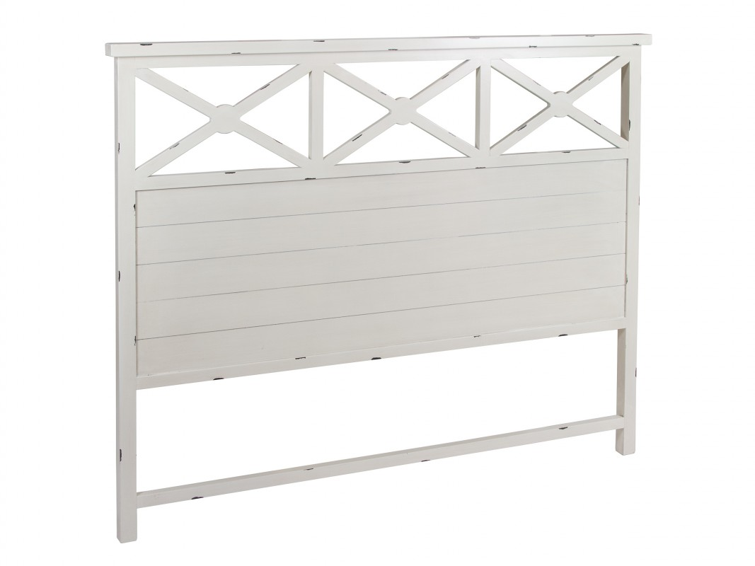 Cabecero madera vintage cabezales de cama vintage - Cabezales de cama de madera ...