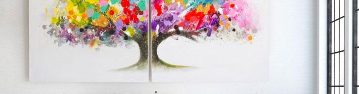 Cuadros decorativos comprar cuadros decoraci n online Comprar cuadros modernos baratos online