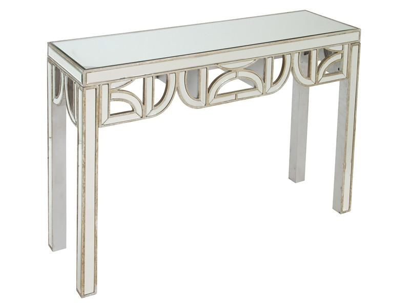 Recibidor de cristal de espejo recibidores de dise o for Espejos de diseno para entradas