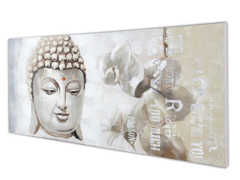 Cuadro Budista Rectangular Cuadros De Buda Decorativos