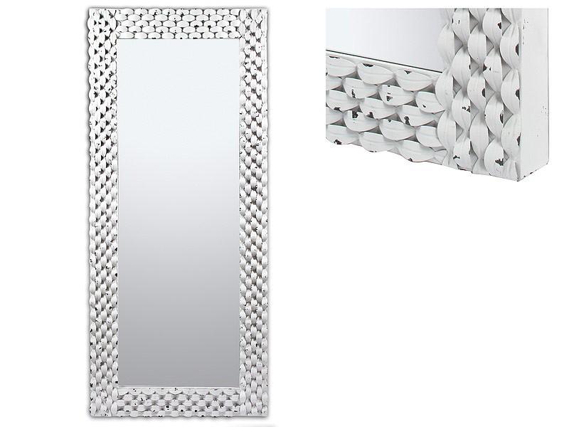Espejo vestidor de cuerpo entero con marco de metal for Espejo pared cuerpo entero