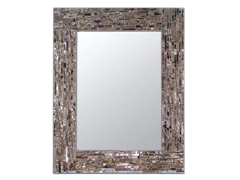 espejo mosaico de vidrio