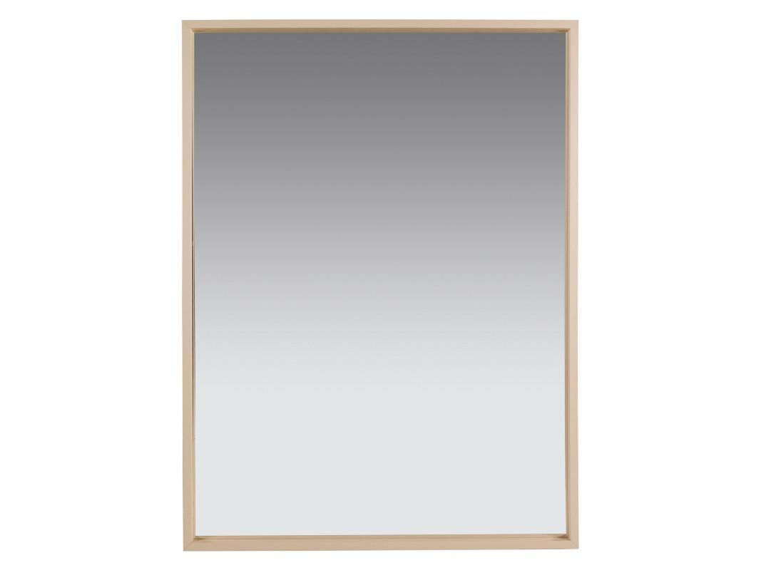 Espejo pino con marcho estrecho - Comprar espejo madera de pino