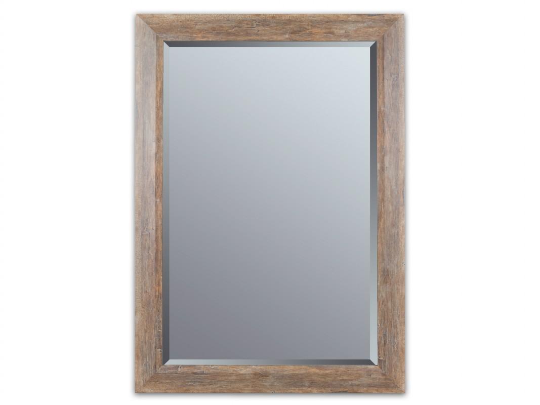 Espejo con marco de resina envejecido estilo vintage - Espejos de resina ...
