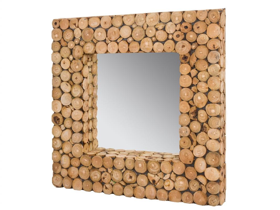 Espejos de madera - Venta de espejos online