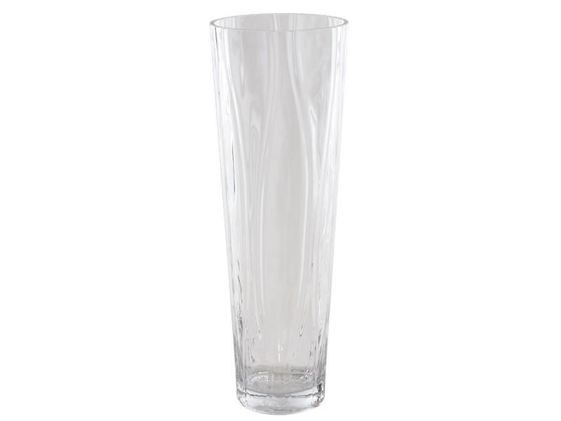 Jarr n de cristal alto jarrones de cristal online for Jarron cristal