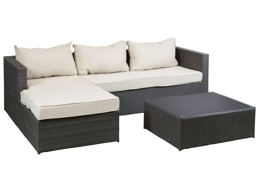 sofa jardin gallery of outdoor bench u sofa from jardin. Black Bedroom Furniture Sets. Home Design Ideas