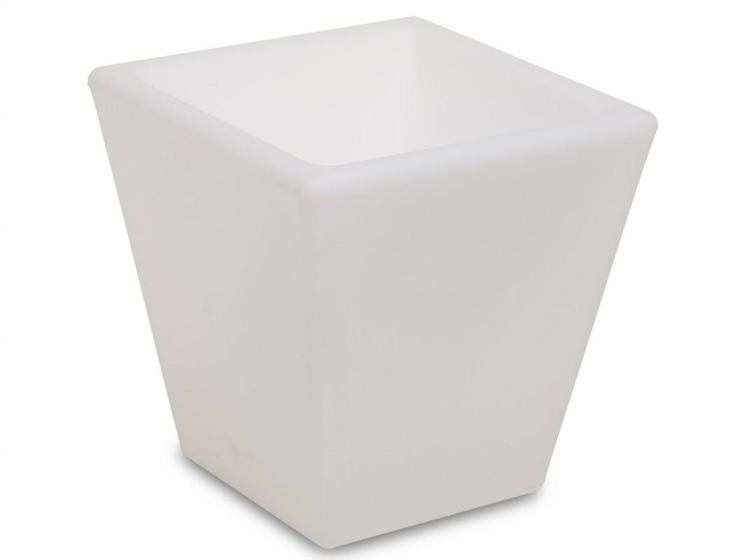 Maceta con luz jard n maceteros luminosos venta online - Maceteros grandes para exterior ...