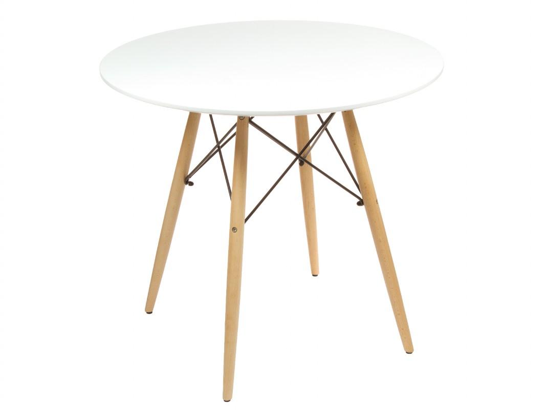 Mesa eames redonda mesas auxiliares venta online - Mesa auxiliar redonda ...