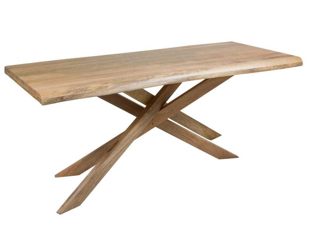 Mesa de comedor madera de mango