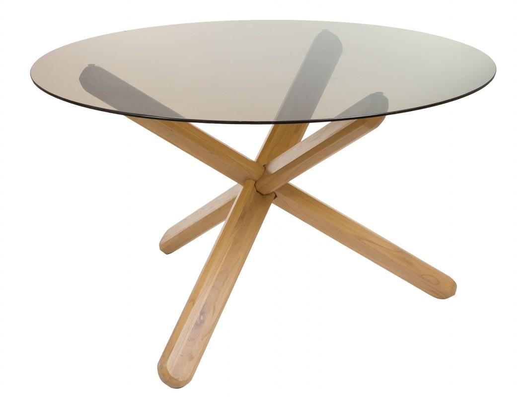 Cristales redondos para mesas tapa para mesa de cristal - Cristales para mesas redondas ...
