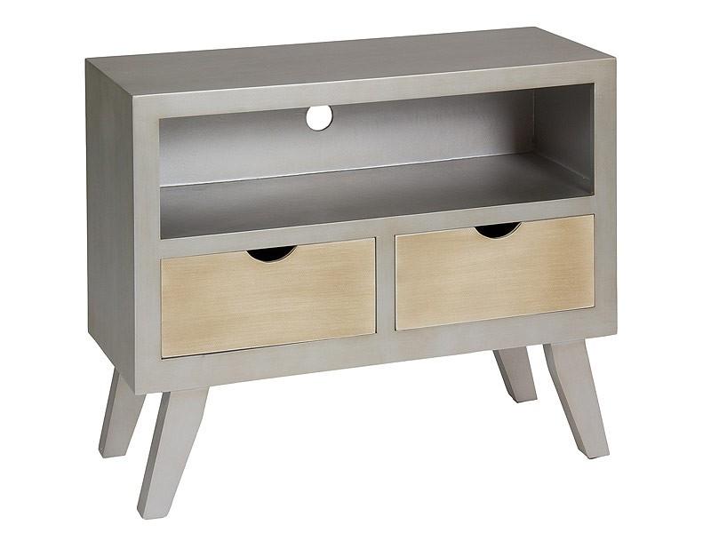 Mesa para televisi n de estilo vintage - Mesa de television ...