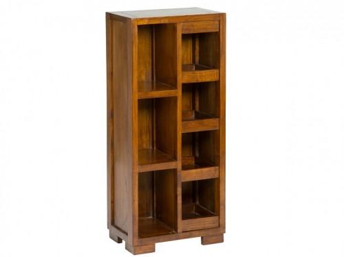 Mini estanter a de madera estanter as peque as - Estanteria madera maciza ...