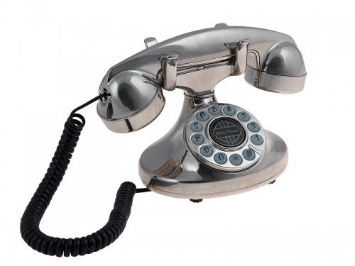 Tel fono original de baquelita estilo retro for Telefono informacion ministerio interior