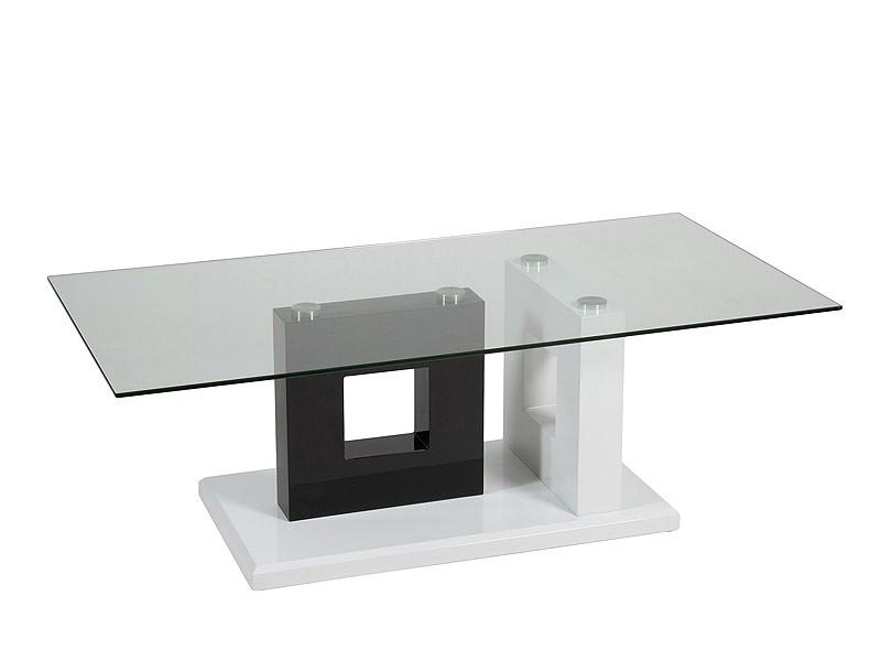 Mueble de centro auxiliar para sal n de estilo moderno for Mueble auxiliar moderno