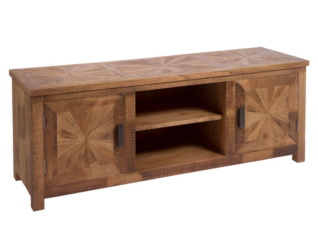 Muebles de madera maciza coleccin luna saln luna en for Muebles de salon de madera maciza