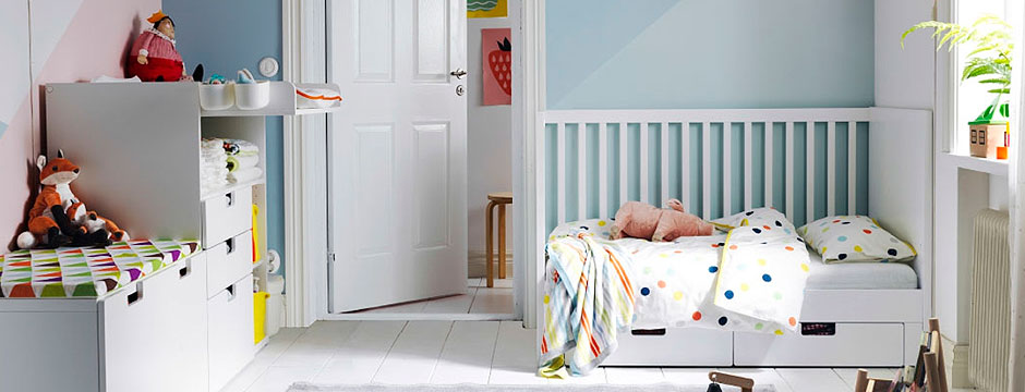 Elegir el color de las paredes habitaci n dormitorio infantil - Color paredes habitacion ...