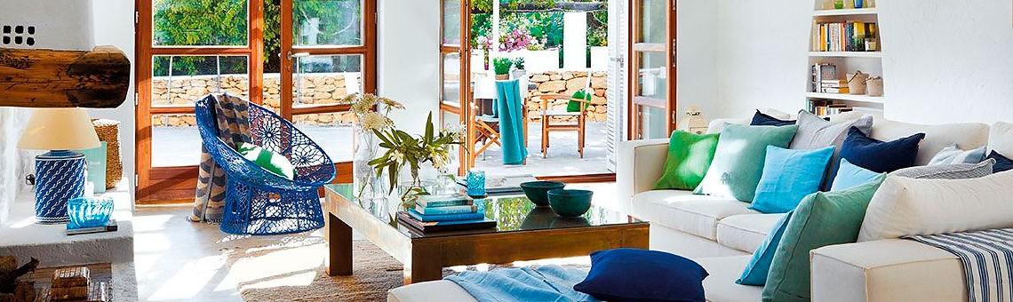 Claves del estilo mediterr neo muebles y art culos de - Muebles estilo mediterraneo ...