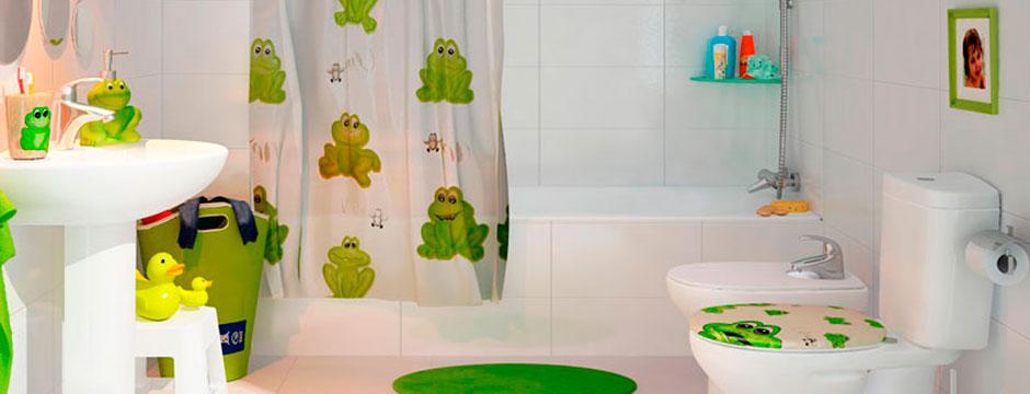 Decorar Baño Infantil:Consejos para decorar un cuarto de baño infantil