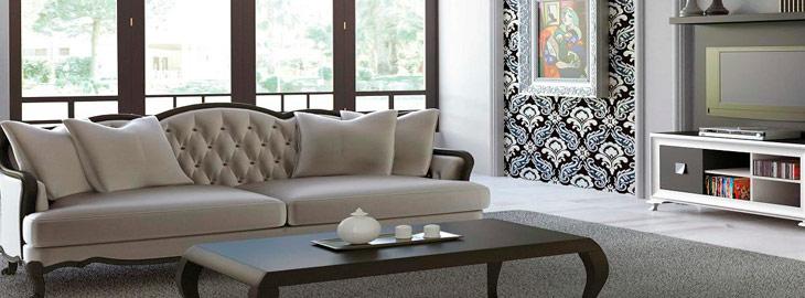 Decoraci n art dec vanguardismo cl sico en interiorismo for Sofas de estilo clasico