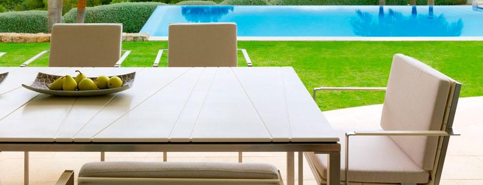 Muebles para decorar la terraza y el jard n de tu casa for Muebles para terraza y jardin