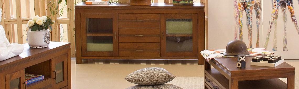 Muebles r sticos modernos o cl sicos armon a y calidez en casa - Muebles rusticos modernos ...