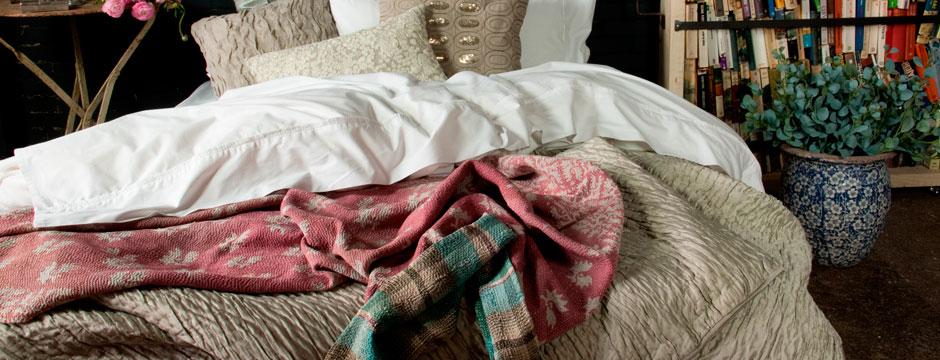 Textiles para la decoraci n de casa ropa de hogar - Ropa de hogar nicoleta ...