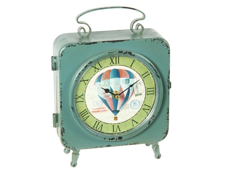 Reloj de mesa cuadrado estilo antiguo relojes sobremesa - Relojes antiguos de mesa ...