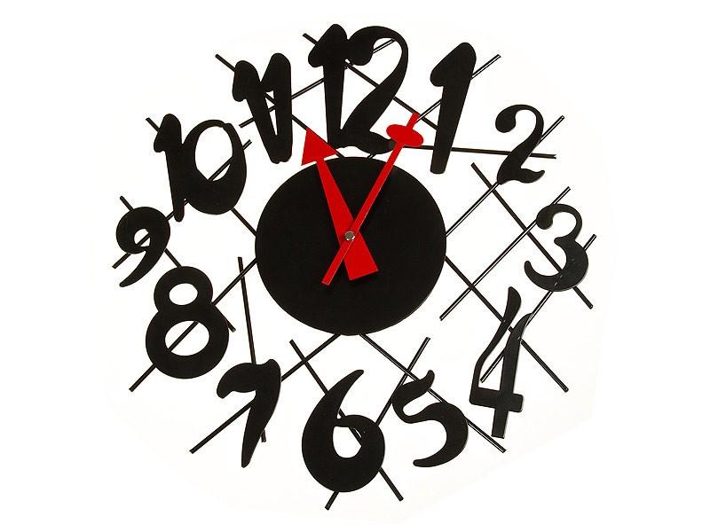 Reloj de pared n meros estilo moderno - Relojes modernos de pared ...