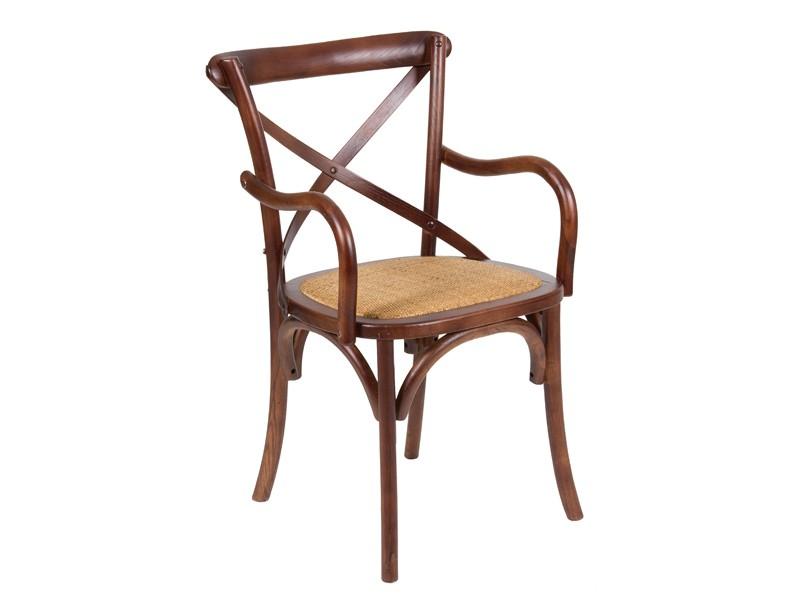 silla cl sica de madera con reposabrazos venta de sillas
