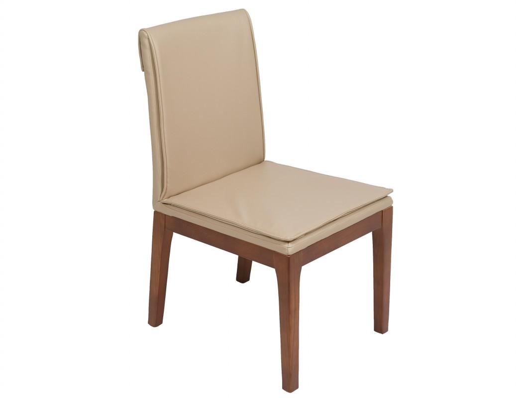 Sillas con patas de madera simple silla bella mostaza for Silla blanca patas madera