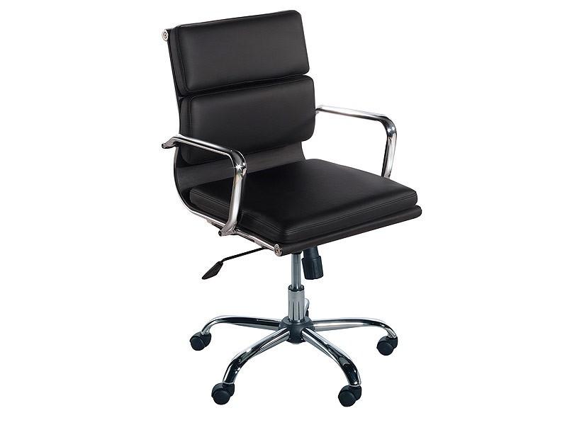 Silla de trabajo ergon mica con ruedas sillas oficina for Sillas comodas para trabajar