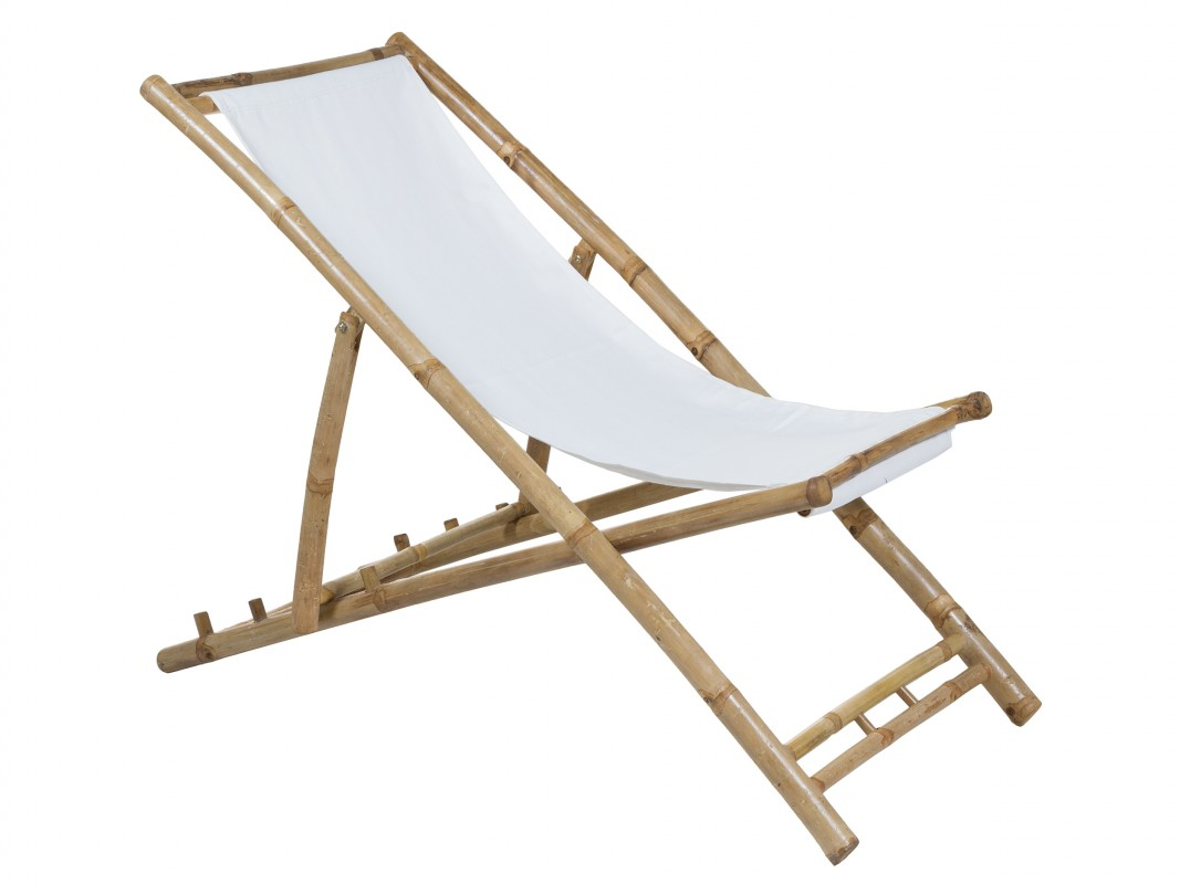 Respaldo Bambú Regulable Silla Con Tumbona MjGqSzpLVU