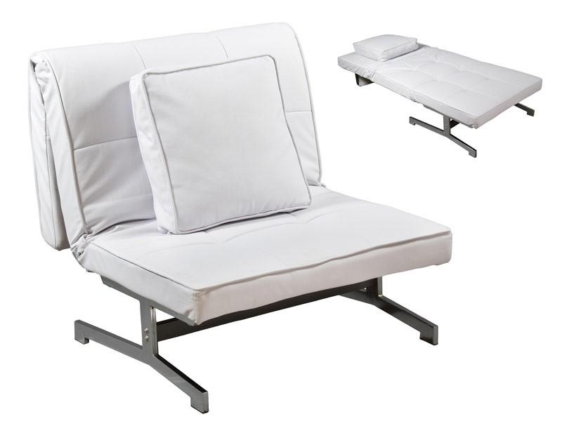 Sof cama tama o individual 90 cm con coj n for Sofa cama 150 ancho