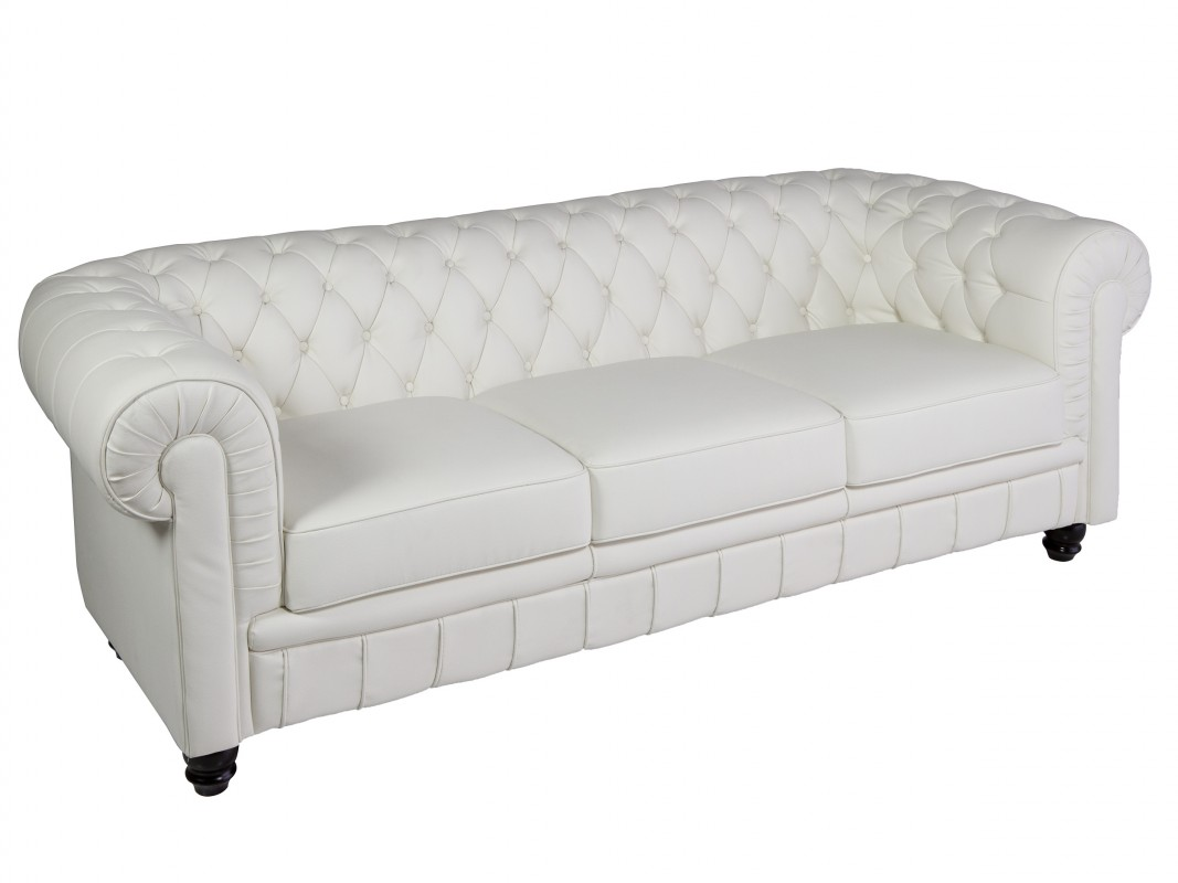 Sof chesterfield cl sico 3 cuerpos for Sofa 3 cuerpos akita