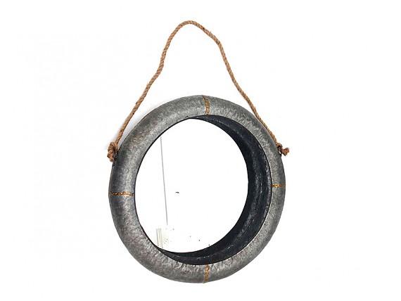 Espejos redondos comprar espejos circulares for Espejo redondo cuerda