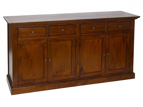 Aparadores comedor comprar aparador comedor online - Muebles color nogal ...