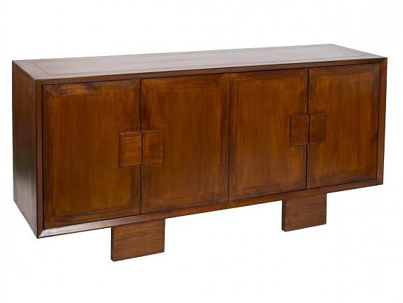 Aparadores clásicos de madera para el salón-comedor - ohcielos.com
