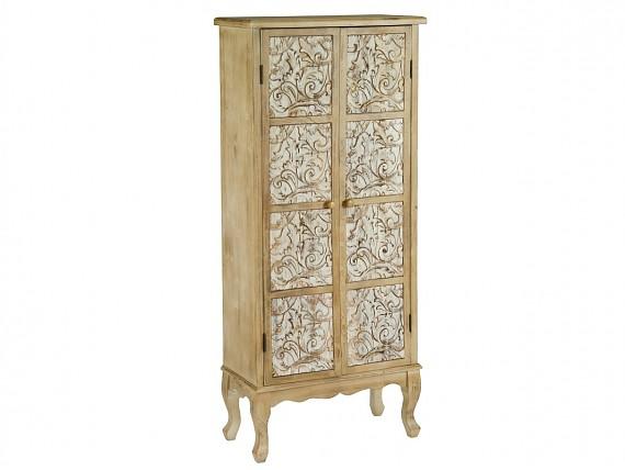 Artesanato Para Vender ~ Aparador vintage pequeño de madera con acabado envejecido