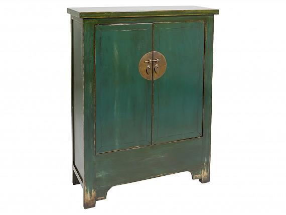 Muebles decapados en madera o metal de primera calidad for Mueble zapatero poco fondo